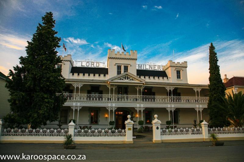 Lord Milner, Matjiesfontein