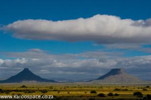 Karoo hills
