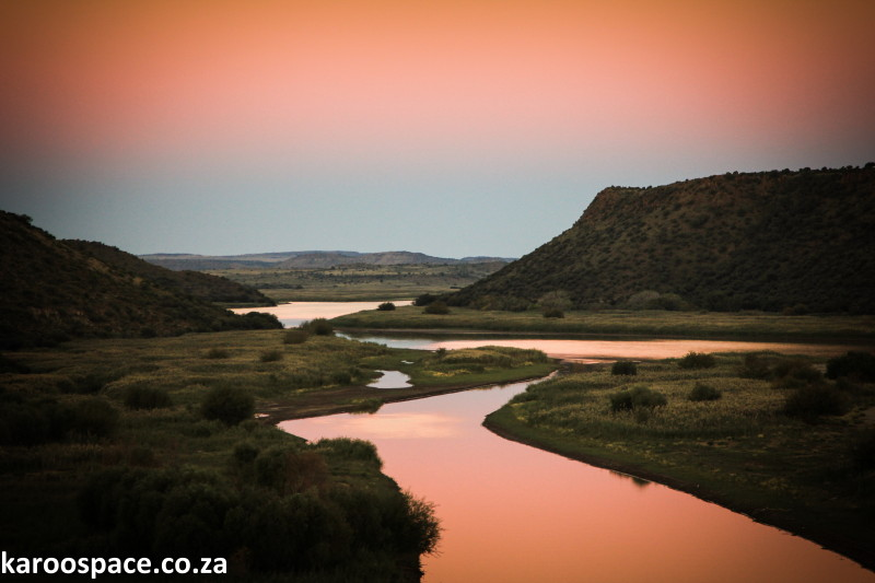 Bethulie South Africa  city photo : Bethulie, Free State Karoo Space