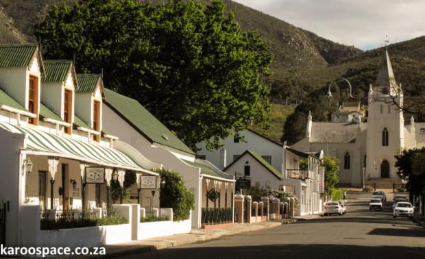 Montagu, Western Cape - Karoo Space