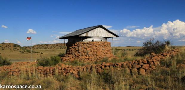 Springfontein blockhouse