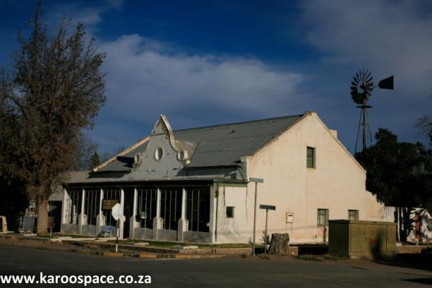 Restoring Karoo Architecture Karoo Space