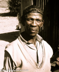 The late Jas Verrooi. Photograph by Michael de Jongh.