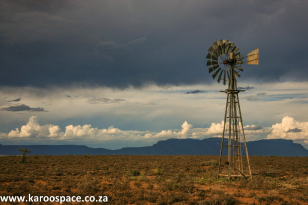 Karoo dependence on groundwater