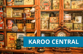 Karoo Central, Karoo trading store