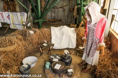 fred turner museum, loeriesfontein