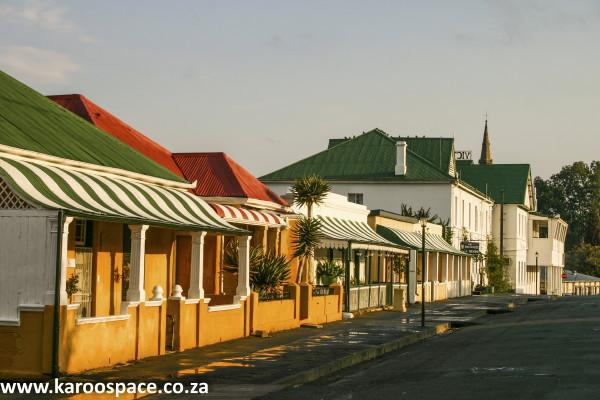 Tuishuise, Cradock, Karoo
