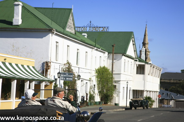 Victoria Manor Hotel, Cradock