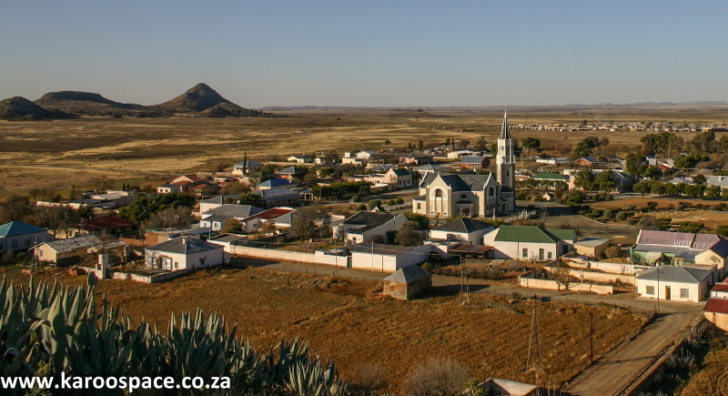 hanover, northern cape