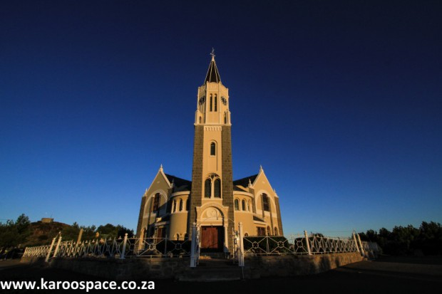 hanover mother church, northern cape