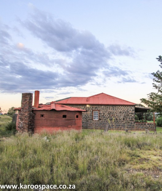 Hillston farmstay cottage and Anglo-Boer War Blockhouse