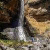 Glen Avon Waterfall