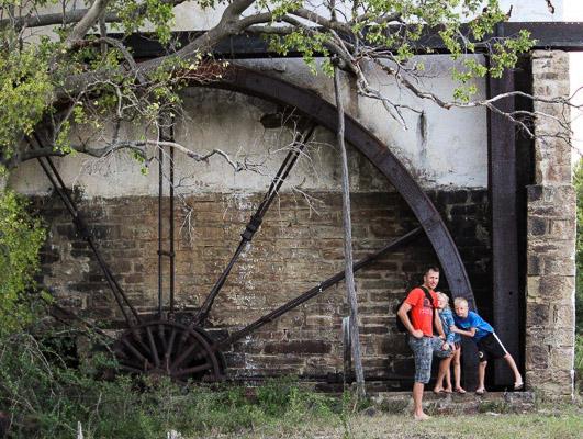 Glen Avon old mill