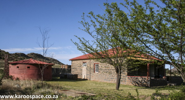 Ironstone cottage, Hillston Farm, Middelburg