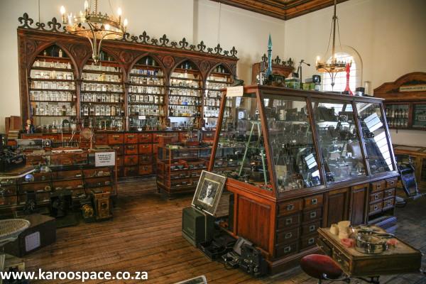 Marie Rawdon Museum, Matjiesfontein