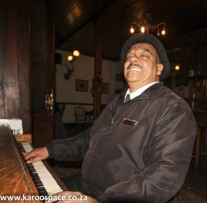 Johnny Theunissen, Matjiesfontein