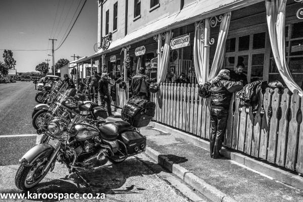 Sophie's Choice, bikers