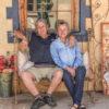 Stoep-sitting, Willowmore, Karoo