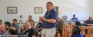 Chris Hobson, Karoo farmer