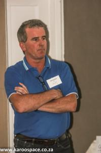 Falcon Oil & Gas CEO Philip O'Quigley