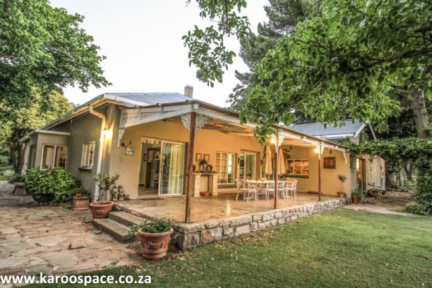 lowlands guest farm, fish river
