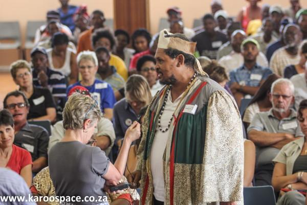 Daantjie Japhta, Karoo First People
