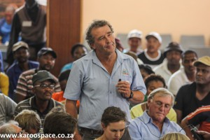 Ernest Pringle, Agri Eastern Cape
