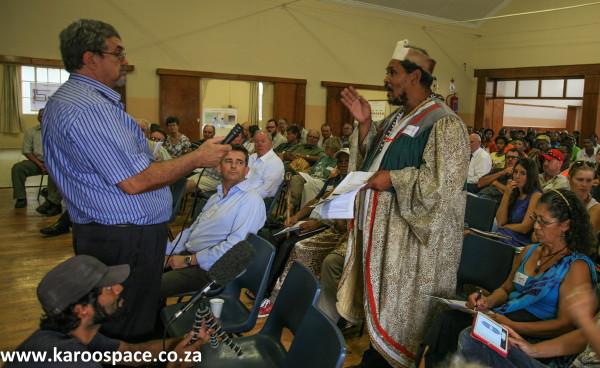 Daantjie Japhta, Khoi Inqua First People, Karoo