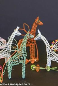 Glaasstudio Wire Crafts, Jagersfontein, Karoo