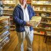 David McNaughton, McNaughton's Bookshop, Graaff-Reinet