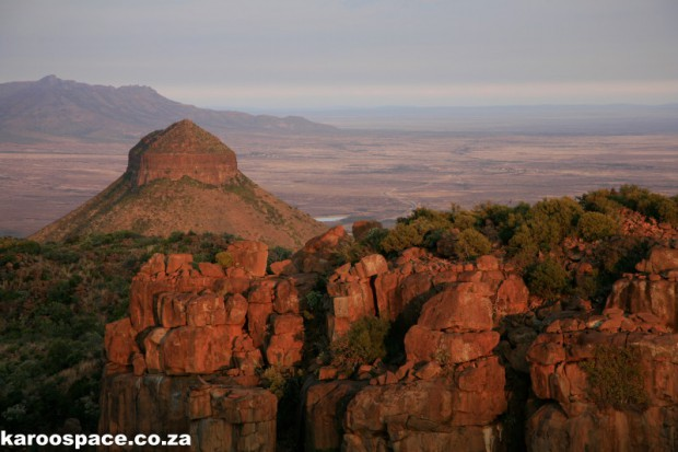 Valley of Desolation, Karoo