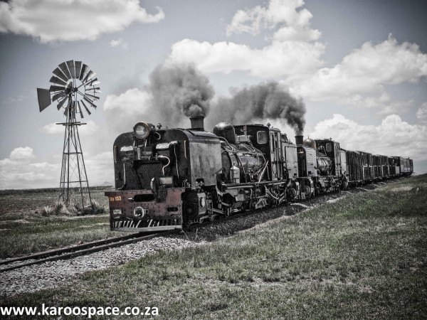 steam trains, sandstone estates