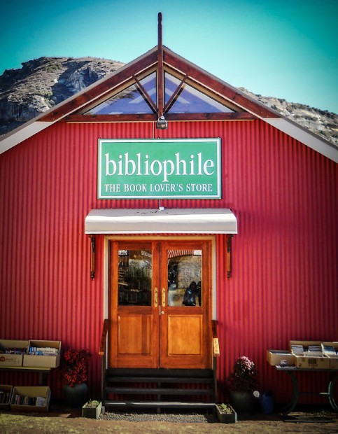 Bibliophile Bookshop, Clarens