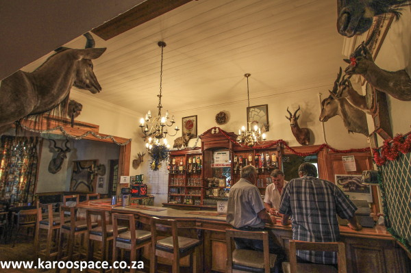 cradock club bar