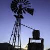 Windpump, Karoo Farm Allendale