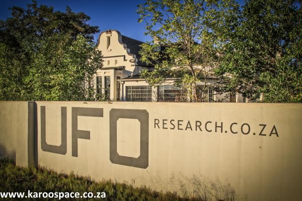ufo centre, smithfield
