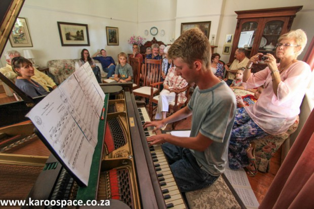 Thomas Lord, pianist, Karoo