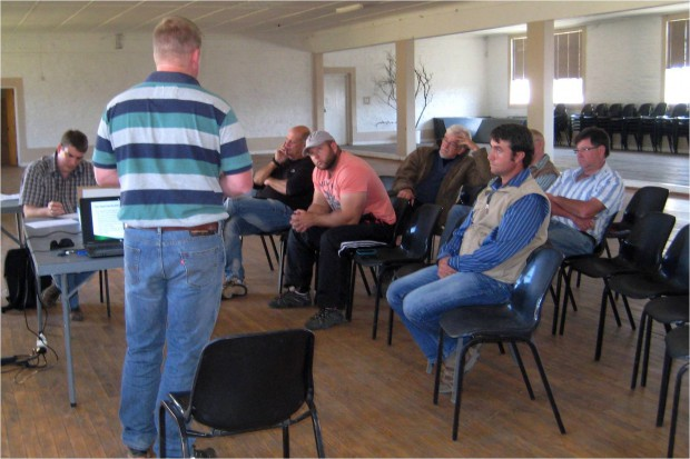 So far, public participation in planned Karoo uranium mining has been very poorly attended.
