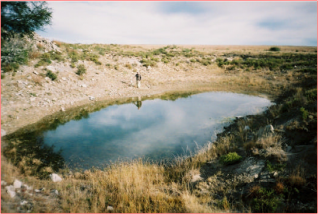 Uranium wastewater can contaminate surface and groundwater.