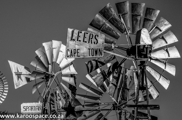 Leers, one of the obscure old brands that used to work in the Karoo.