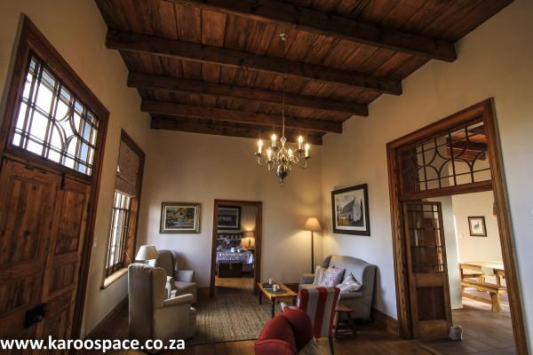 Tweefontein farm interior, Nieu Bethesda