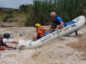 Karoo river rafting, cradock
