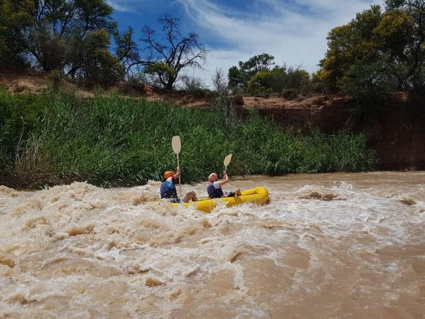 karoo river rafting cradock