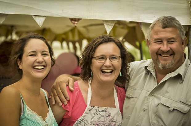 Louzel, Elanie and Wentzel Lombard, True Living, Cradock