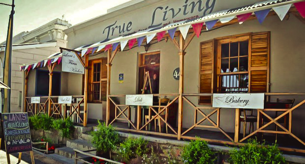 True Living, Cradock