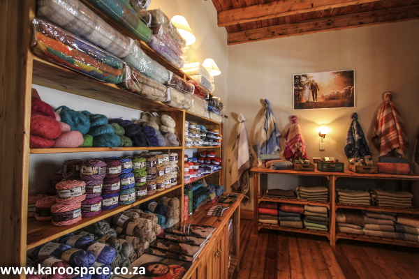 Mohair room, The New River Company