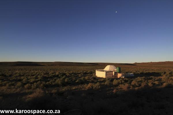 Karoo corbelled house