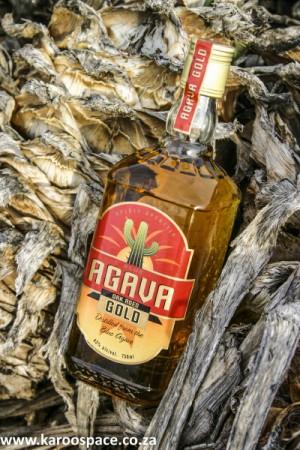 Alas, no more Karoo tequila spirit.
