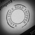 The Road Tripper stamp.