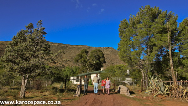 Home to Roost farmstay, Steynsburg Karoo